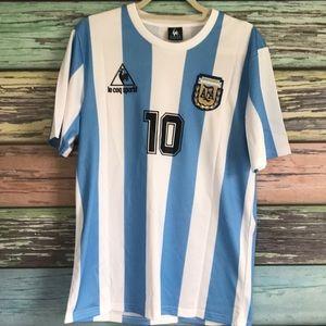Diego Maradona football jersey